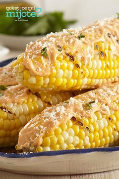 Épis de maïs fumés #recette Smoking Chips, Spicy Aioli, Ears Of Corn, Grated Cheese, Cooking Instructions, Nutrition Information, 20 Min, Calories, Cooking