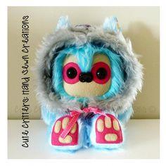 $65.00 Pippi Yeticub by CuteCritters on Handmade Australia