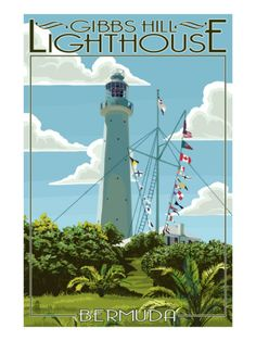 Gibbs Hill Lighthouse - Bermuda