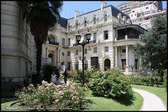 Jardin del Palacio Paz