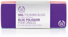 Pin for Later: 70 Fab Beauty Stocking Fillers For £10 and Under Nail Polishing Block Nail Polishing Block (£4)