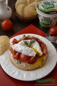 mic-dejun-delaco Sandwiches, Eggs, Breakfast, Morning Coffee, Egg, Paninis, Egg As Food