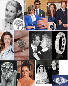Check out our blog on famous engagement rings throughout history.