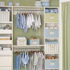 10 Ways to Organize Your Nursery