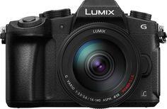 Panasonic - Lumix G85 Mirrorless Camera with 12-60mm Lens, DMC-G85MK