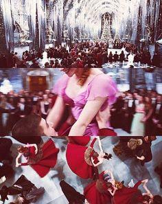 Viktor and Hermione Loveteam