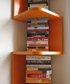 Here are the Corner Shelves Ideas. This article about Corner Shelves Ideas was posted under the Furniture category by our team at July 2019 at am. Hope you enjoy it and don't forget to share this post. Wood Corner Shelves, Corner Bookshelves, Wood Wall Shelf, Wall Shelves Design, Wooden Shelves, Wall Design, House Design, Corner Shelf, Bookshelf Ideas