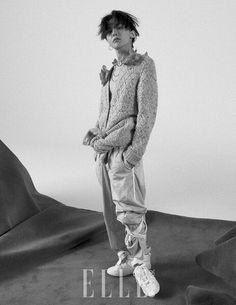 G-Dragon ELLE