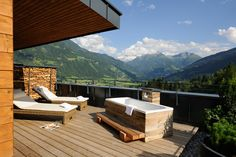 Design Hotel, Boutique Hotels, Outdoor Furniture, Outdoor Decor, Sun Lounger, The Good Place, Europe, Country, Travel