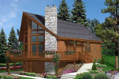 Spectacular Views - 99932MW | Architectural Designs - House Plans