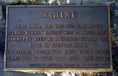 Wahine Disaster Memorial at Eastbourne