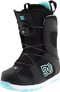 DC Women's Search 2012 Performance Snowboard Boot,Black,8 M US DC. $160.00