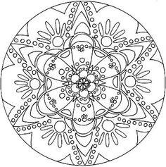 Printable Mandalas
