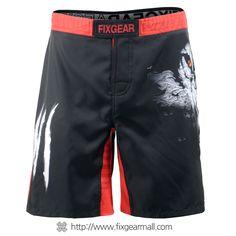 Fixgearmall - #FIXGEAR FMS-18 #MMA #Shorts for Men, #Unique Design and Advanced Performance Fabric. ( #AeroFIX ) #Training #Kickboxing #Fitness #Crossfit #UFC #Sportswear