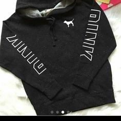 NWT Game Day Hoodie Brand New With Taga Wanting to Trade for other Game Day Hoodies Only! PINK Victoria's Secret Tops Sweatshirts & Hoodies