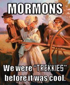 LDS Mormon humor meme