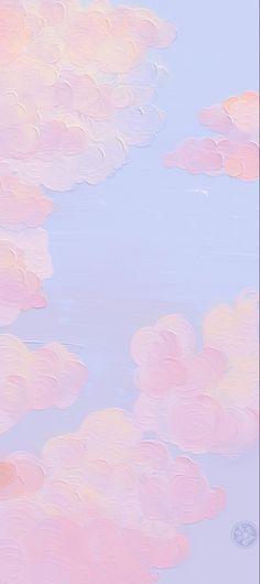 Cute Pastel Wallpaper, Cute Patterns Wallpaper, Scenery Wallpaper, Iphone Background Wallpaper, Aesthetic Pastel Wallpaper, Painting Wallpaper, Kawaii Wallpaper, Tumblr Wallpaper, Cartoon Wallpaper