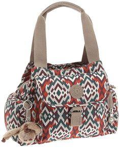 81e3d415f34 Kipling Women s Fairfax Handbag Shoulder Bag Gypsy Print K10970683  Amazon. co.uk  Shoes   Bags