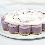 Hyydytetty mustikkakakku (gluteeniton) -Kokeiluun! Cheesecake, Desserts, Food, Tailgate Desserts, Deserts, Cheesecakes, Essen, Postres, Meals