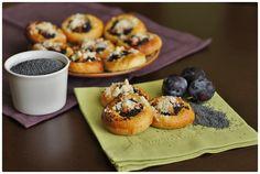 Pradobroty: Kynuté koláče - s mákem a švestkami podle Vaňka