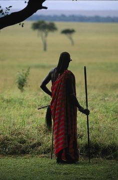 A Beloved Continent --- Maasai warrior, Kenya Maasai People, Africa People, Kenya Travel, Africa Travel, Out Of Africa, East Africa, Zulu, Tanzania, Afro