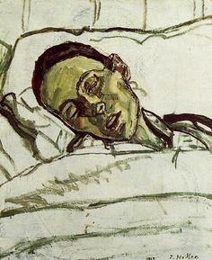 Ferdinand Hodler.  Art Experience:NYC  http://www.artexperiencenyc.com/social_login
