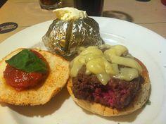 Las recetas de Martuka: Las Mejores Hamburguesas De Madrid (Y Una De París)