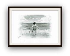 Prace wykonane w Grafika w olowku wymiar 42 x 30 cm autor Miroslaw Kolbe Art Children, Art For Kids, My Marine, Nautical Art, Decor Crafts, Art Work, Arts And Crafts, Husband, Decorations