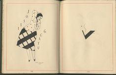 "Ayao Yamana & Rokuro Yama ""Josei no Cut"" Platon Sha, 1928"