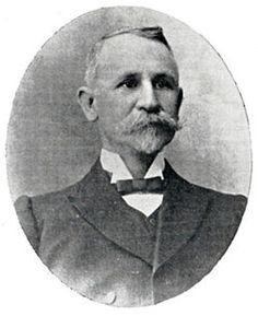 Ds. Paul Hendrik Roux. Gebore op die 28ste September 1862 te Hopetown en sterf op die 8ste Junie 1911 te Beaufort-Wes. Abraham Lincoln, Ds, September