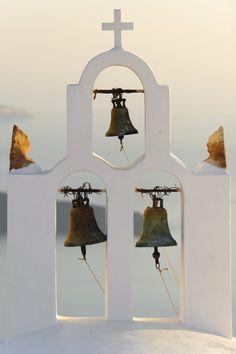 Bell Tower, Imerovigli, Santorini
