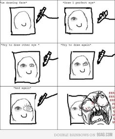 This happens to me ALL THE TIME.