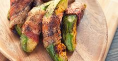 Bacon Wrapped Avocado Fries!! - Guess what ingredients you need :)