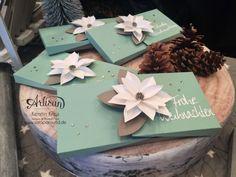 Weihnachtsmarkt 2015  Klapp-Box für große Lindt-Schokolade