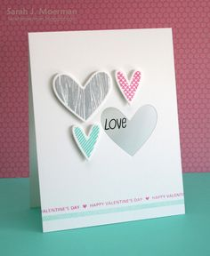 My Impressions: Simon Says Stamp Valentine's Day Blog Hop and Giveaway!