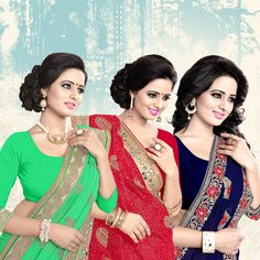 Have a look at our all new collection of designer sarees.