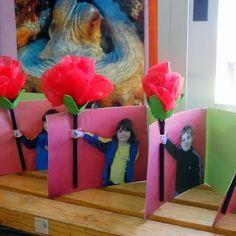 Resultado de imagen para ideas manualidades para el dia de la madre para niños de tres años