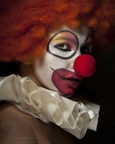 Foto: Good Clown.   Fotógrafo: Andrew Shchelkunov   WWW.PHOTODOM.COM