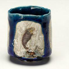 Ceramic Decor, Ceramic Bowls, Ceramic Art, Japanese Porcelain, Japanese Pottery, Slab Pottery, Ceramic Pottery, Painted Porcelain, Hand Painted
