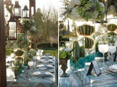 Phoenix Bride & Groom Magazine Blog » Blog Archive » Southwest Sophistication Part 3: The Reception
