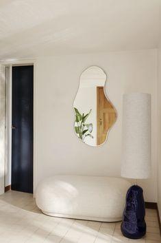 Ferm LIVING - Kjøp Pond veggspeil her - Rask levering— Designfund. Loft Industrial, Interior Minimalista, Room Decor, Wall Decor, House Doctor, Lamp Bases, My New Room, Interior Inspiration, Home Accessories
