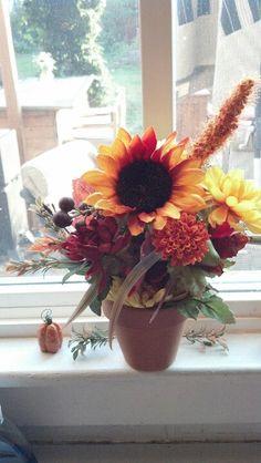 Fall arrangement :)