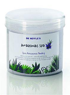De Noyle's - Amazonas Spa Peeling - peeling do twarzy i ciała