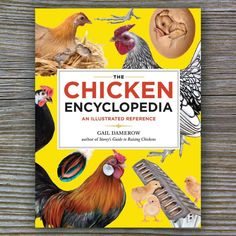 A complete index of chicken-related terms fully illustrated for your enjoyment. Become the neighborhood expert! From addled to wind egg, crossed beak to zygote, the terminology of everything chicken i