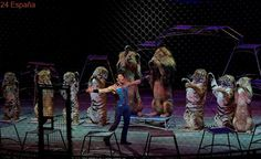 El circo Ringling Bros celebra su última actuación tras 146 años de espectáculo