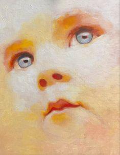 Oil on canvas Cool Artwork, Amazing Artwork, Original Art, Original Paintings, Portrait Art, Portraits, Eye Painting, Illustration Art, Illustrations