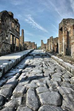 Pompeii, Photographer: Ashley M Porciuncula