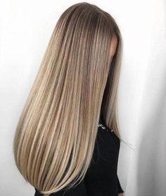 Long Wavy Ash-Brown Balayage - 20 Light Brown Hair Color Ideas for Your New Look - The Trending Hairstyle Brown Hair Balayage, Brown Blonde Hair, Hair Highlights, Ombre Hair, Sandy Blonde, Babylights Blonde, Baylage, Golden Brown Hair, Ash Brown