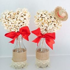 Birthday Party Decorations, Wedding Decorations, Birthday Parties, Pop Corn, Holiday Parties, Holiday Decor, Bridal Shower, Baby Shower, Holidays And Events