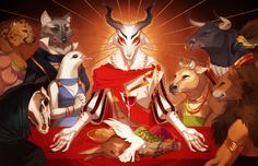 the arcana game